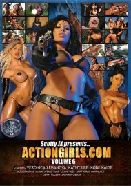 Actiongirls: Volume 6