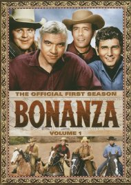 Bonanza: The Official First Season - Volume One