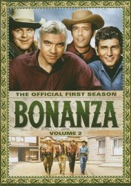 Bonanza: The Official First Season - Volume Two