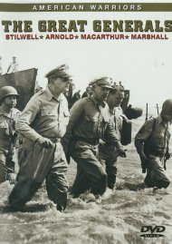 Great Generals, The: Stilwell, Arnold, MacArthur, Marshall