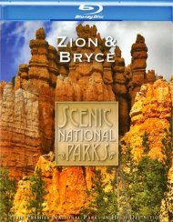 Scenic National Parks: Zion & Bryce