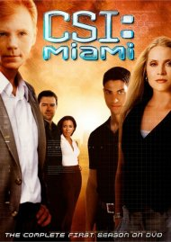 CSI: Miami - The Complete Seasons 1 - 7