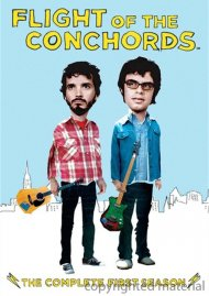 Flight Of The Conchords: The Complete First & Second Seasons