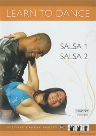 Learn To Dance: Salsa 1 Salsa 2