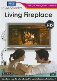Screen Dreams: Living Fireplace