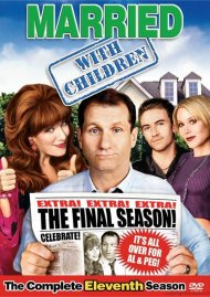 Married With Children: The Complete Eleventh Season