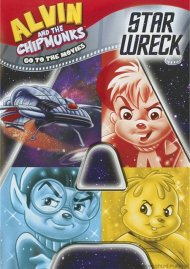 Alvin And The Chipmunks: Go To The Movies - Star Wreck