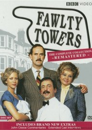 Fawlty Towers: The Complete Collection - Remastered
