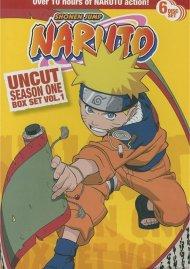 Naruto: Season 1 - Volume 1 (Uncut)