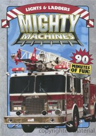 Mighty Machines: Lights & Ladders / Roadways To Runways (2 Pack)