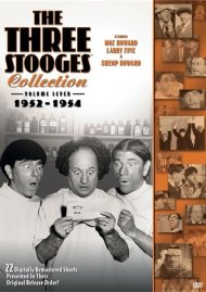 Three Stooges Collection, The: 1952 - 1954 - Volume Seven