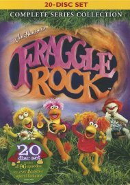 Fraggle Rock: The Complete Series Collection (20-Disc Bookcase Set)