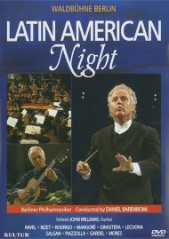 Waldbuhne Concert: Latin American Night
