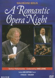 Waldbuhne Concert: A Romantic Opera Night