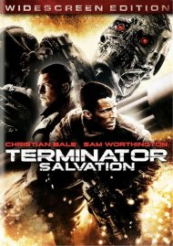 Terminator Salvation (Widescreen)