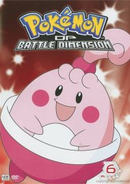 Pokemon: Diamond And Pearl Battle Dimension - Volume 6