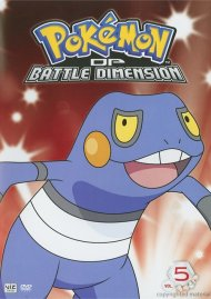 Pokemon: Diamond And Pearl Battle Dimension - Volume 5
