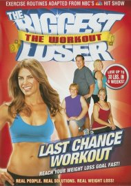 Biggest Loser, The: The Workout - Last Chance Workout