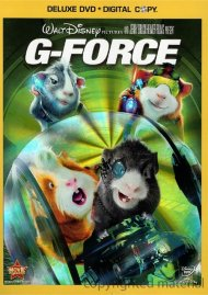 G-F-rce: Deluxe Edition