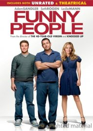 Funny People: Unrated & Theatrical