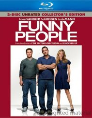 Funny People: Unrated Collectors Edition