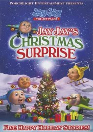 Jay Jay The Jet Plane: Jay Jays Christmas Surprise