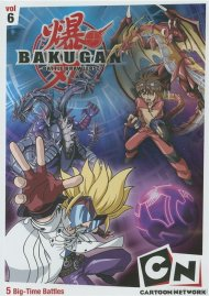 Bakugan: Time For Battle - Volume 6