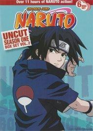Naruto: Season 1 - Volume 2 (Uncut)