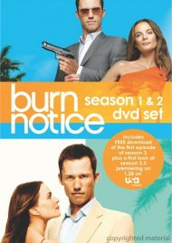 Burn Notice: Seasons One & Two