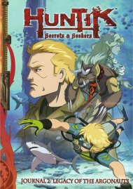 Huntik: Secrets And Seekers - Volume 2