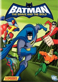 Batman: The Brave And The Bold - Volume 3