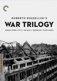 Roberto Rossellinis War Trilogy: The Criterion Collection
