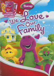 Barney: We Love Our Family