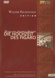 Walter Felsenstein Edition: Mozart - Die Hochzeit Des Figaro
