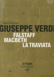 Opera Exclusive: Giuseppe Verdi