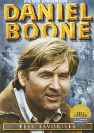 Daniel Boone: Fess Favorites