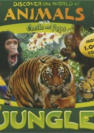 Discover The World Of Animals With Cecile And Pepo: Jungle