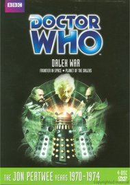 Doctor Who: Dalek War