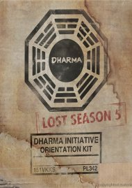 Lost: The Complete Fifth Season - Dharma Initiative Orientation Kit