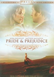 Pride & Prejudice: Collectors Edition