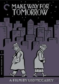Make Way For Tomorrow: The Criterion Collection