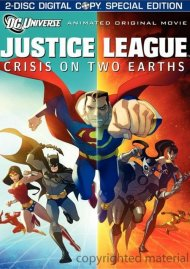 Justice League: Crisis On Two Earths - Special Edition