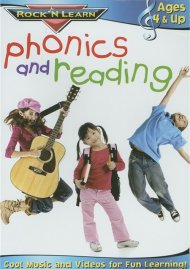 Rock N Learn: Phonics And Reading