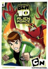 Ben 10: Alien F-rce - Volume Six