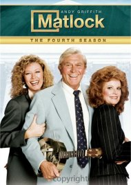 Matlock: The Fourth Season