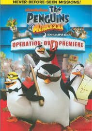Penguins Of Madagascar, The: Operation: DVD Premiere
