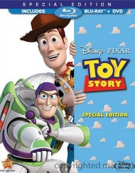 Toy Story: Special Edition (Blu-ray Case)