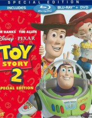 Toy Story 2: Special Edition (Blu-ray Case)