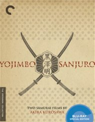 Two Samurai Films By Akira Kurosawa: Yojimbo / Sanjuro - The Criterion Collection
