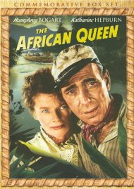 African Queen, The: Commemorative Box Set